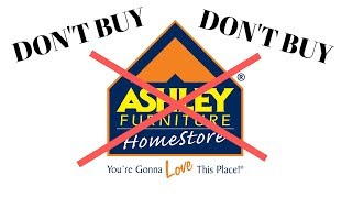 Ashley's Furniture Gone Bad - Review