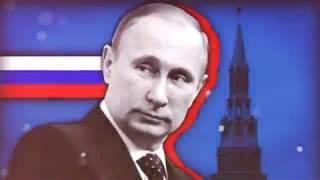 Путин поет гимн России с народом на митинге в Лужниках 2018