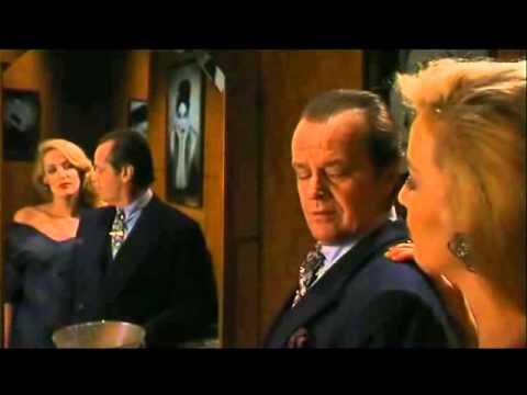 Nicholson as Jack Napier