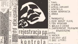 "REJESTRACJA - ""Kontrola"" (1982)"