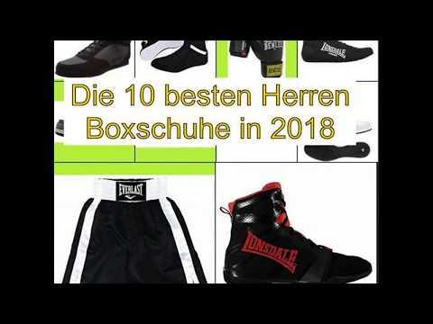 Die 10 besten Herren Boxschuhe in 2018