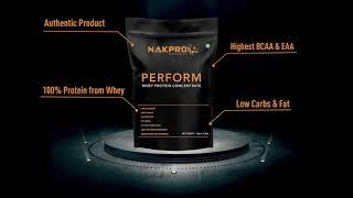 Best Whey Protein Powder in India