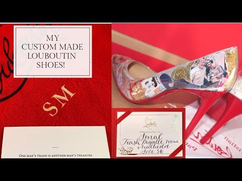TRASH INTO TREASURE | LUXURY | CHRISTIAN LOUBOUTIN SPECIAL | Sonal Kotak Maherali