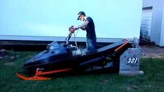 Watercross sled for sale