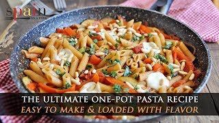 How to Make the Ultimate One-Pot Vegetarian Pasta Recipe