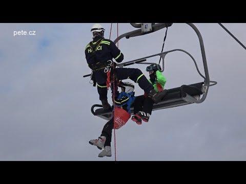 """Akce """"Bezpečně na sjezdovce"""" s Rádiem Blaník"""