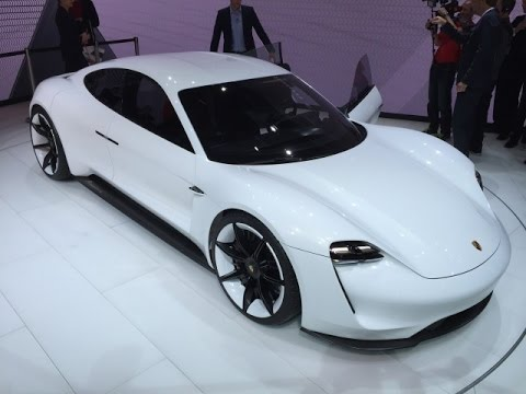2019 Porshe Concept Car With 2900 HP From Electric