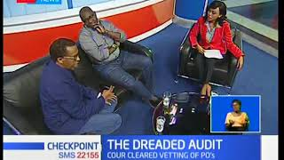 The Dreaded Audit: Opinions divided over the president's order (Part 2)