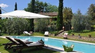preview picture of video 'Villa Andrea, Siena'
