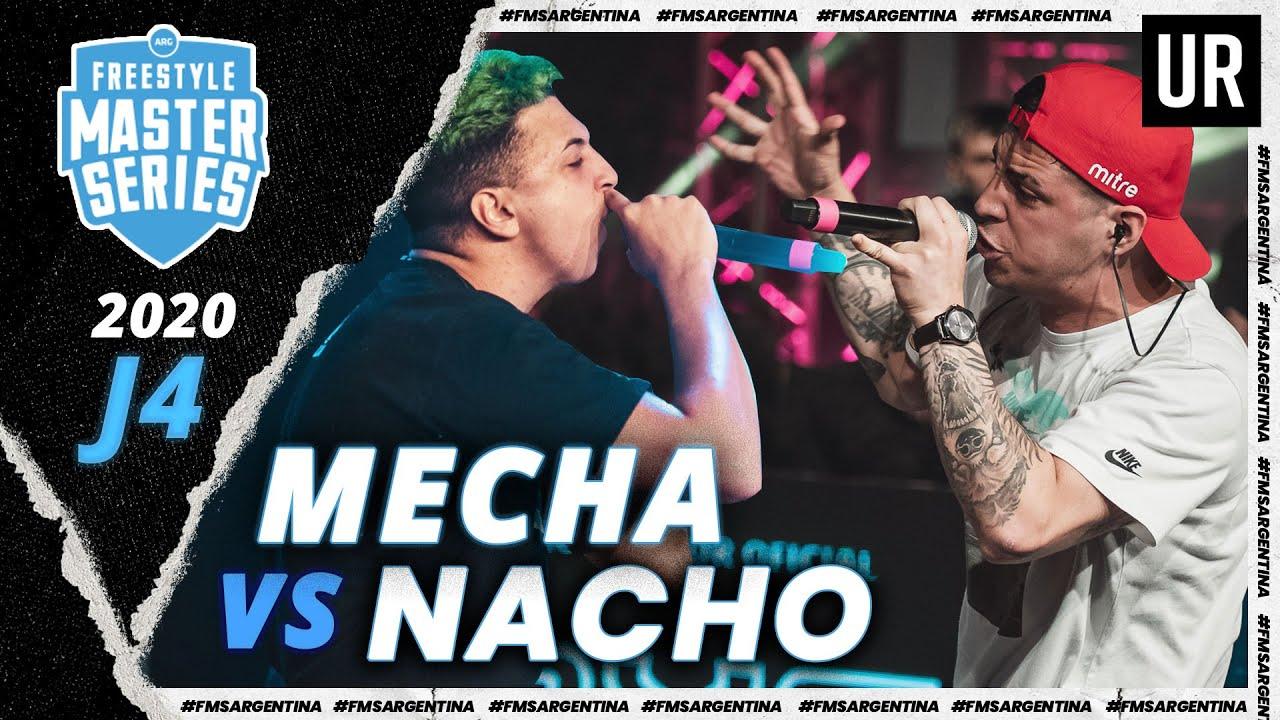 nacho vs mecha - FMS argentina J4 / Flow City #fmsreview
