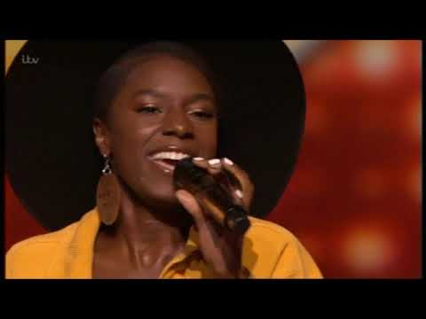 The X Factor 2018 Auditions Shan Sings Never Enough By Loren Alfred