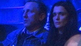 Daniel Craig & Rachel Weisz at Amnesty Gig! Sundance Film Festival | Feb 2014