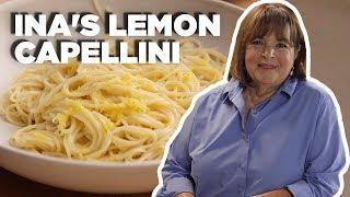 The Easiest Lemon Pasta Recipe With Ina Garten   Food Network