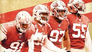 The Rise of The Best Defensive Line In The NFL (2020)