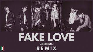 [SUB ITA] BTS - FAKE LOVE (Japanese ver.) Remix