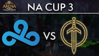 Cloud9 vs Golden Guardians| Grand Final | AWC NA Cup 3
