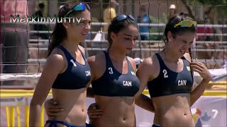 Sheyla Gomez - Spanish Beach Volleyball