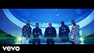 "El Coyote The Show, Farruko, Tito ""El Bambino"" - No Le Bajes (Official Video)"