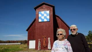 Barn Quilts Galore - The Ashtabula County Barn Quilt Trail