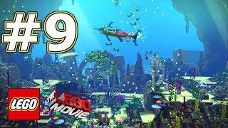The LEGO Movie Videogame Walkthrough - Level 9: The Depths!