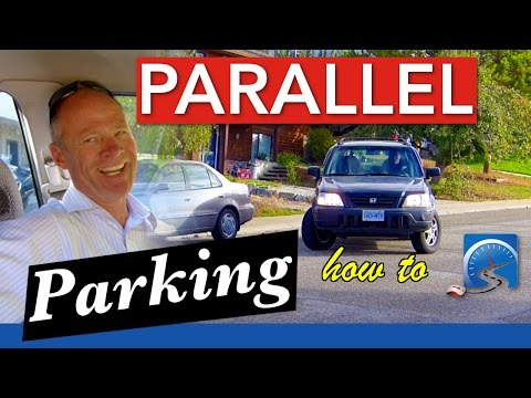 How to Parallel Park ::  Step-by-Step Instructions | Pass a Road Test Smart