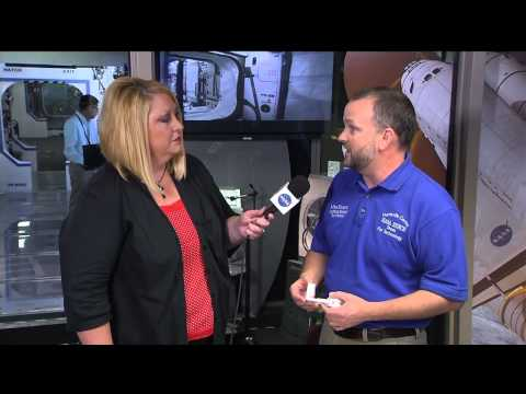 Space Station Live: HUNCH Provides Engineering Opportunities for Students