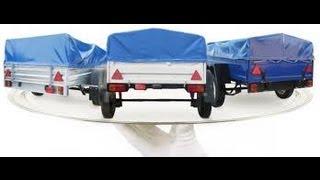 Автоэкспертиза Прицепы для легковых автомобилей
