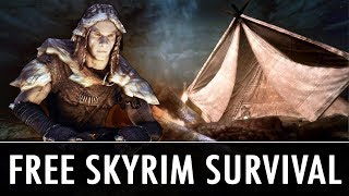 SKYRIM: Existing Survival Mods vs Survival Mode (Part 2/2)
