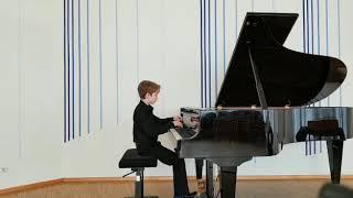 Sonderpreis bei Henle-Klavierwettbewerb