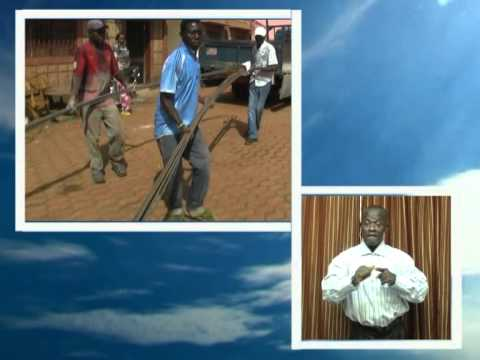 Image of the video: Persons with Disabilities: Potential Candidates and Electors