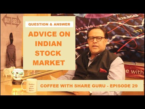Advice on Stock Market - Q&A - GURU MANTRA | HINDI | Coffee with Share Guru - S1 EPISODE- 29