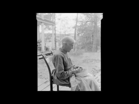 Coon Creek Girls - Red Rocking Chair - Appalachian Folk