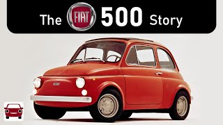 The Fiat 500 Story