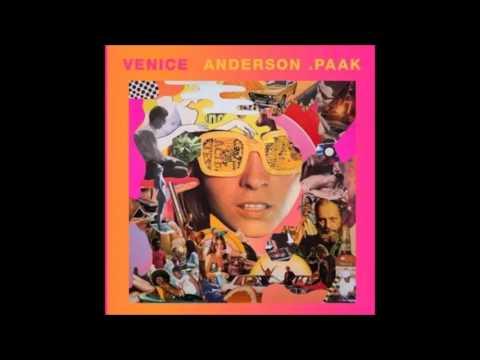 Anderson .Paak - Milk N' Honey