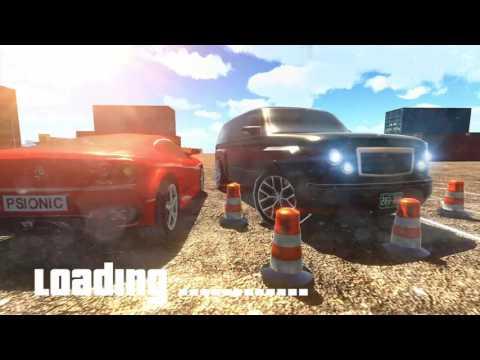 Luxury Prado Parking Adventure - New Android Gameplay