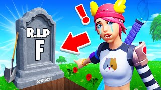 This Fortnite Skin is DEAD…! (RIP)