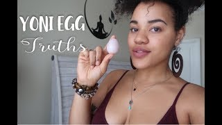 THE TRUTH ABOUT YONI EGGS ❊