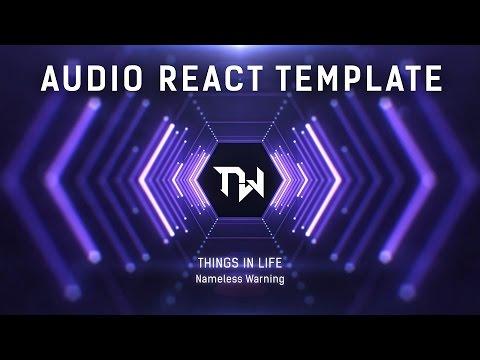 Music Visualizer Templates