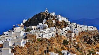 Serifos, Greece - Serifos Town (Chora) - AtlasVisual