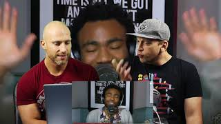 Childish Gambino's Epic Freestyle on HOT 97 - METALHEAD REACTION TO HIP HOP!!!