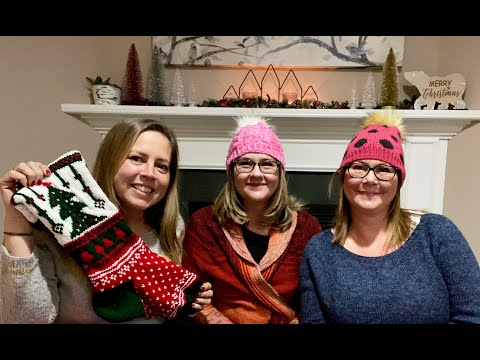 Forest City Knit Girls- Knitting Podcast**Episode 17: I't's The Hat Show!!