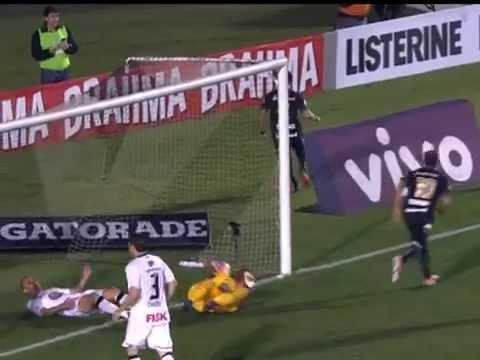 Brasileirão 2012 - Figueirense 1x0 Corinthians