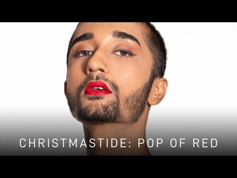 Christmastide: Pop Of Red | Jason Arland | MyGlamm