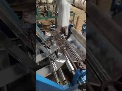 Paper Roll Lamination Combo Machine