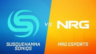 Sasquehanna Soniqs vs NRG Esports | RLCS Season 9 | Week 1