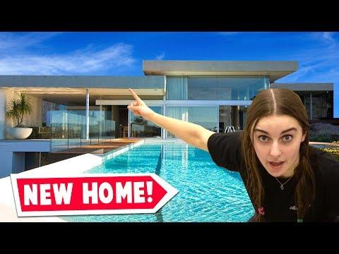 NEW HOUSE TOUR!