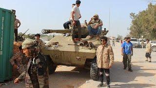 Schwere Zusammenstöße In Der Libyschen Hauptstadt Tripolis