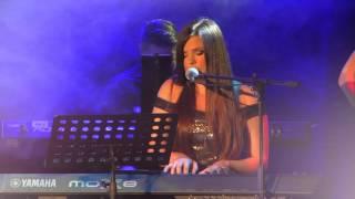 Paula Seling - Cesse la pluie (Live @ Frenchmania)