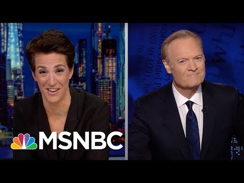 This Is A Plan Coming Together. | Lawrence O'Donnell | MSNBC