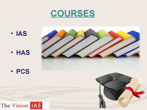 Civil Services Exam Coaching in Chandigarh -Join The Vision IAS